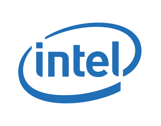 Logo der Firma Intel