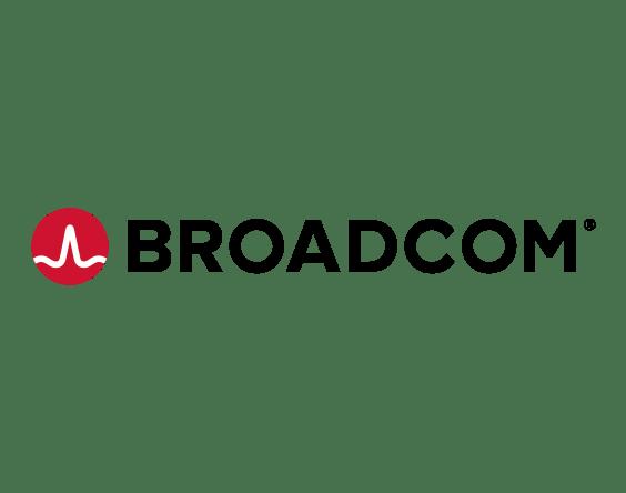 Logo der Firma Broadcom