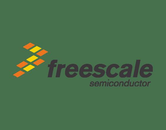 Logo der Firma freescale