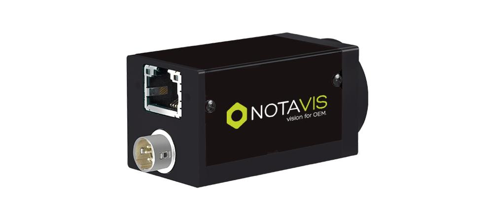 Kamera der Firma NOTAVIS